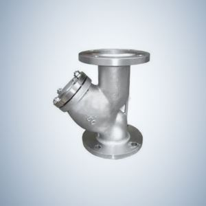 Y Strainer Stainless Steel 150Lb Y Filter