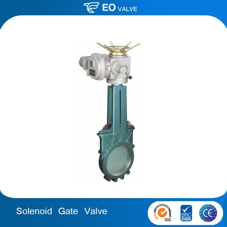 China Made Low Price Steam Electric Gate Valve With Actuator