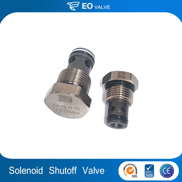 China Solenoid Shutoff Cartridge Valves With The Best Quality