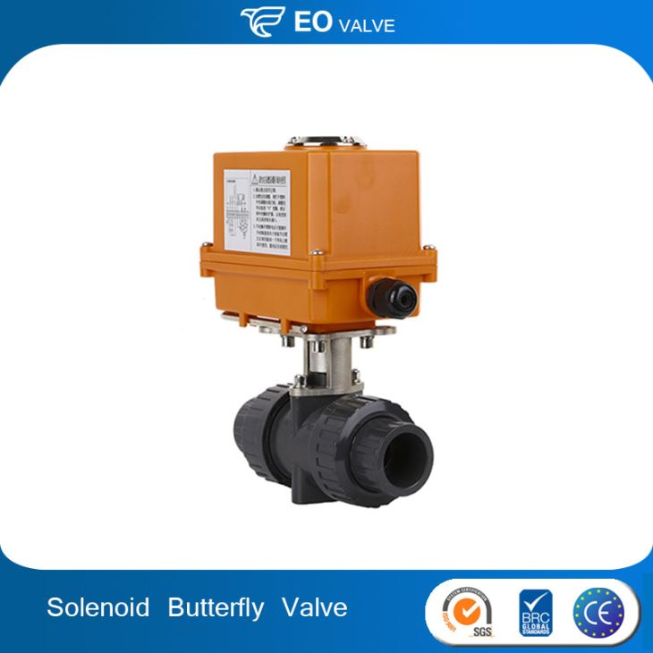 Hot Selling 12v Solenoid Actuated Valve