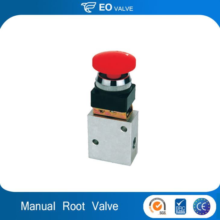 Hydraulic Actuator Butterfly Valve Instrument Root Valve