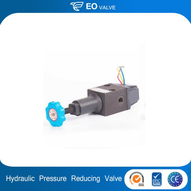 Hydraulic Pressure Reducing Steering Valve
