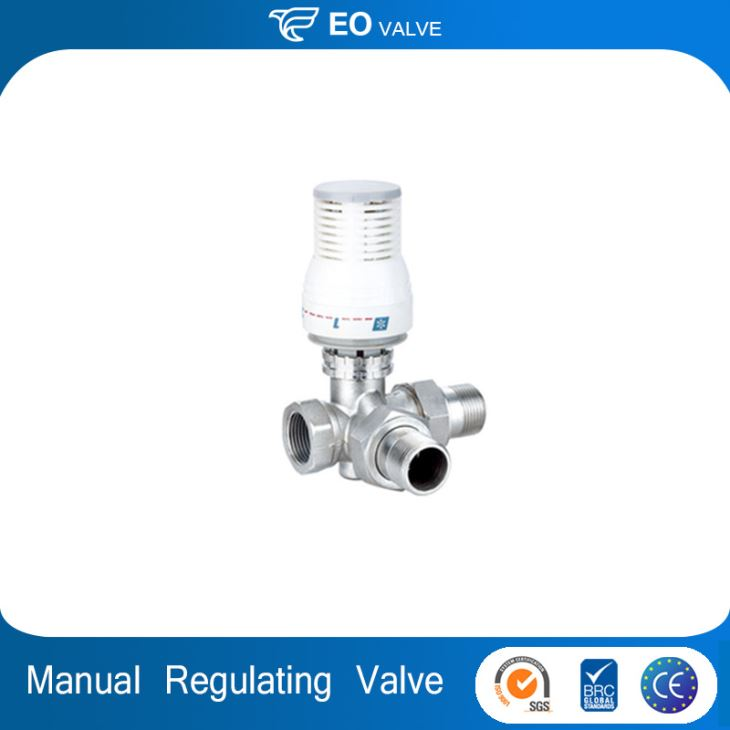 Manual Control Valve With Water Mixing Valve