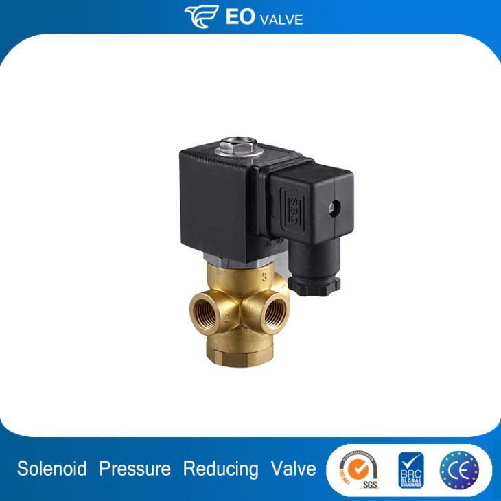 MVSD Series Air High Pressure Reducing Steam Iron Solenoid Valve