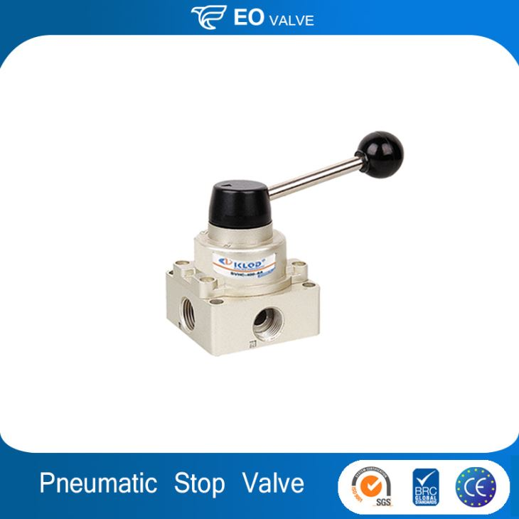 Pneumatic Manual Switch Valve