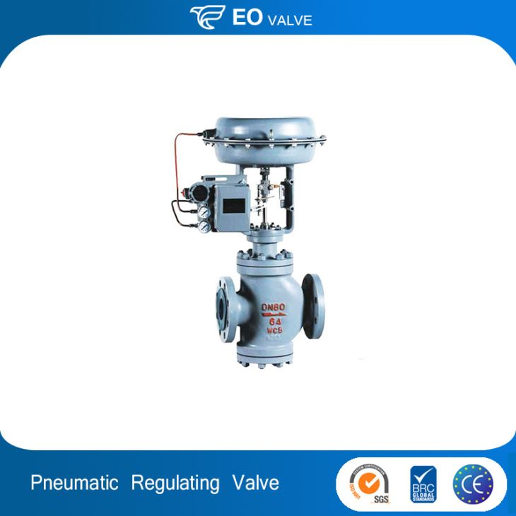 Pneumatic Self Regulating Water Pressure Control Valve