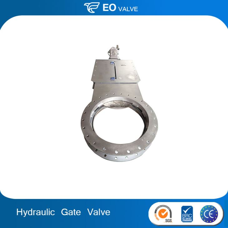 Powder Pulverized Coal Bunker Pneumatic Gate Valve