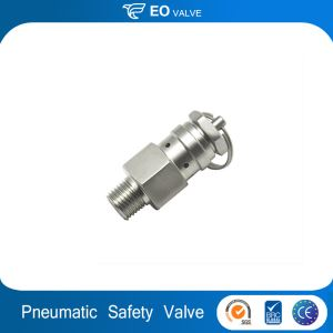 Beer Industrial, Stainless Steel 304 Air Release Valve