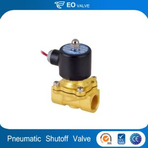 China Factory 1/2 Inch 3/4 Inch Solenoid Valve Electric Control Valve
