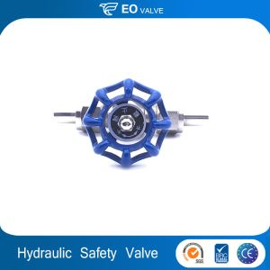 Customized High Pressure Safety Relief Valve Adjustable Hydraulic Flow Control Valve