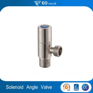 Heating Forged Brass Angle Valve