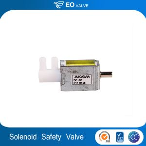 High Efficiency Cheap Safety Mini Combination Air Solenoid Valve