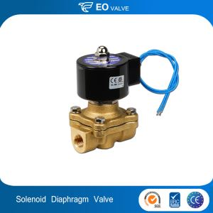 High Flow Direct Diaphragm Type Solenoid Valve
