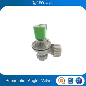 High Quality 220 Volt Dust Collector Pneumatic Angle Solenoid Valve