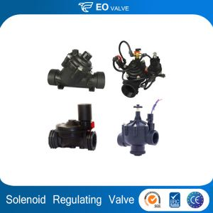 Low Price Water Pressure Reducing Valve Plastic Solenoid Valve