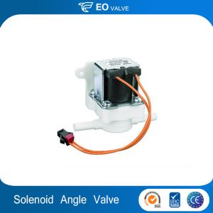 Normally Closed Right Angle Plastic Water Solenoid