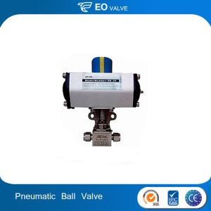 One-piece Ball Valves Stainless Steel Pneumatic Needle Valve