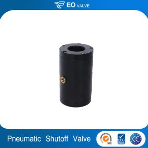 POM Female Thread Pneumatic Air Operated Pinch Valve