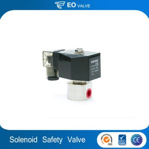 SPG Series 0-200bar High Pressure Safety Valve Solenoid Valve