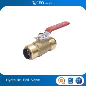Water, Gas,oil Media And Hydraulic Power Ball Valves