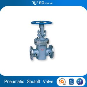 Workable Price Dn50 Pn25 Hand Wheel Operaton Jacket Gate Valve