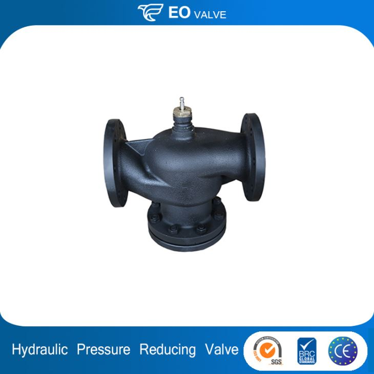 VXF47 Electric Hydraulic Pressure Reducing Bypass Thermostatic Valve